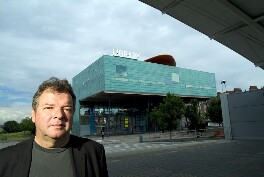 Will Alsop, by Steve Speller - NPG x126775