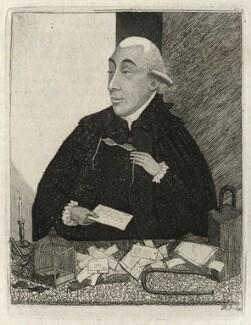Joseph Black, by John Kay - NPG D16837