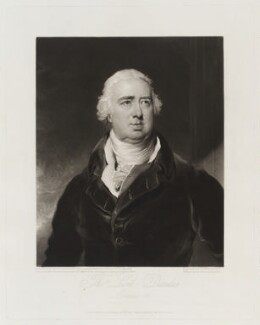 Thomas Dundas, 1st Baron Dundas, by and published by Charles Turner, after  Sir Thomas Lawrence - NPG D20307