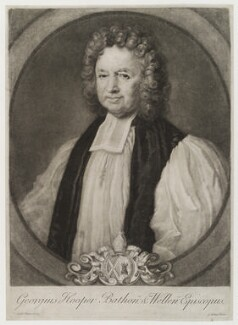 George Hooper, by George White, after  Thomas Hill - NPG D20326
