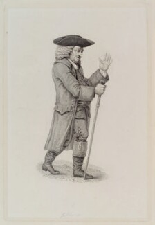 Samuel Johnson, after Thomas Trotter - NPG D20327