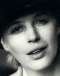 Marianne Faithfull, by Johnny Dewe-Mathews - NPG x16206