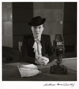 Edith Summerskill, Baroness Summerskill, by William MacQuitty - NPG x34807