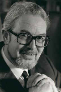 Adrian Francis Cruft, by Fritz Curzon - NPG x36051