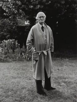 Sir William Empson, by Dmitri Kasterine - NPG x36044