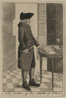 Adam Smith, by John Kay, 1790 - NPG D16843 - © National Portrait Gallery, London