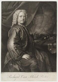 Richard van Bleeck, by Peter van Bleeck, after  Richard van Bleeck - NPG D20433