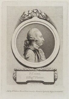 Francis Cotes, by D.P. Pariset, sold by  Ryland and Bryer, sold by and after  Pierre-Étienne Falconet - NPG D20442