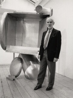 Anthony Caro, by George Newson - NPG x35729