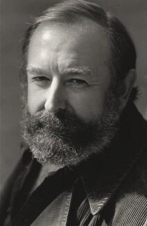 Michael John Moorcock, by Clare Park - NPG x29121