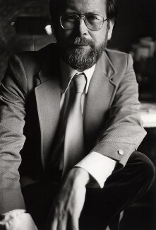 Robert Nye, by Fay Godwin - NPG x68232