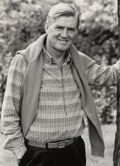 Cecil Edward Parkinson, Baron Parkinson, by Nicholas Posner - NPG x32762