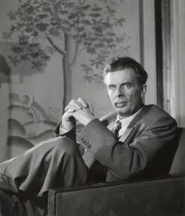 Aldous Huxley, by John Gay - NPG x126647