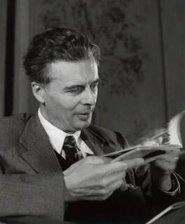Aldous Huxley, by John Gay - NPG x126651