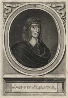 John Selden, by Robert White - NPG D16812