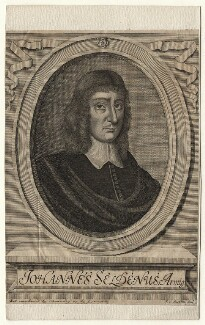 John Selden, by Johann Böcklin - NPG D16809