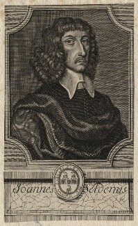 John Selden, after Unknown artist - NPG D16810
