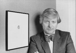 Michael John Molloy, by Alan Olley - NPG x29555