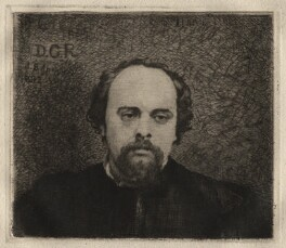 Dante Gabriel Rossetti, after Unknown artist - NPG D16901