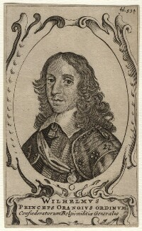 King William III, after Unknown artist - NPG D16907