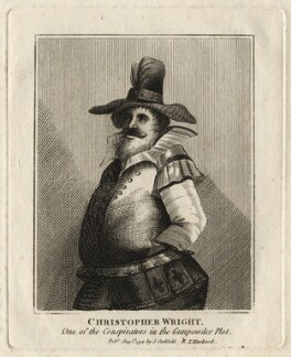 Christopher Wright, probably by Adam, published by  James Caulfield, published by  Isaac Herbert - NPG D16914