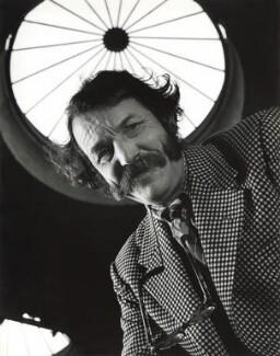 Harry Wheatcroft, by John Gay - NPG x126683