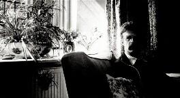 Jonathan Dean Harvey, by Duncan Fraser - NPG x20067