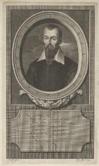 Isaac Casaubon, by Pieter Stevens van Gunst, after  Pieter van der Werff - NPG D16437