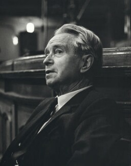 Herbert Norman Howells, by Clive Barda - NPG x45149