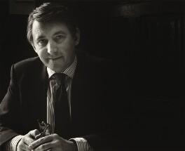 David Martin Scott Steel, Baron Steel of Aikwood, by Dominic Old - NPG x25277