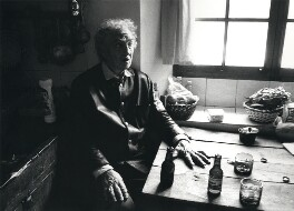 Robert Graves, by Mel Stern - NPG x1591