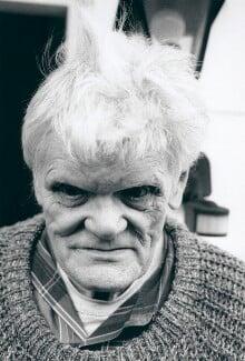 John Francis Alexander Heath-Stubbs, by Anselm Foxell - NPG x88047