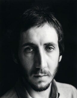 Pete Townshend, by Johnny Dewe-Mathews - NPG x16144