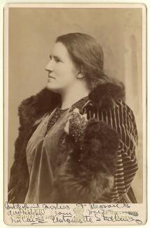 Antoinette Sterling MacKinlay, by Walery - NPG x38866