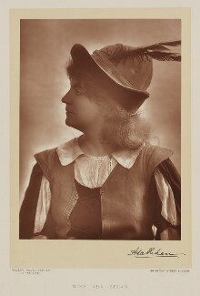 Ada Rehan, by Walery, published by  Sampson Low & Co - NPG Ax38510