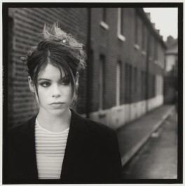 Billie Piper, by Chris Clunn, 9 April 1998 - NPG  - © Chris Clunn Archive