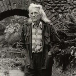 Alan Herbert Vauser Bloom, by Lucinda Douglas-Menzies - NPG x35121