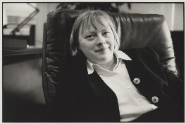 Angela Eagle, by Victoria Carew Hunt - NPG x88088
