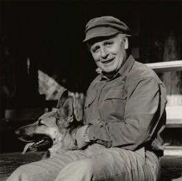 Ralph Hammond Innes, by Lucinda Douglas-Menzies - NPG x35163