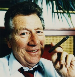 Max Bygraves, by Trevor Ray Hart - NPG x87121