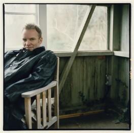 Sting, by Trevor Ray Hart - NPG x87126