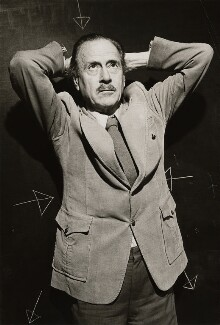 (Herbert) Marshall McLuhan, by Brian Griffin - NPG x35379