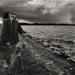 J.P. Donleavy, by Stephen Hyde - NPG x24940