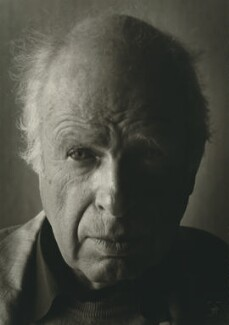 Peter Brook, by James F. Hunkin - NPG x87216