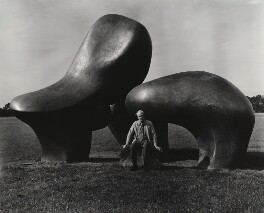 Henry Moore, by Paul Joyce - NPG x13432