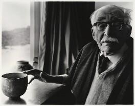 Bernard Howell Leach, by Paul Joyce - NPG x13431