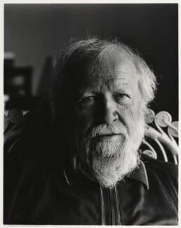 William Golding, by Paul Joyce - NPG x13430