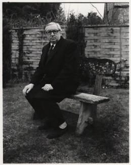 George Alfred Brown, Baron George-Brown, by Paul Joyce - NPG x13429