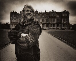 Alexander George Thynn, 7th Marquess of Bath, by Jeff Overs - NPG x76179