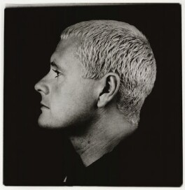 Paul John Gascoigne, by Steve Pyke - NPG x87100